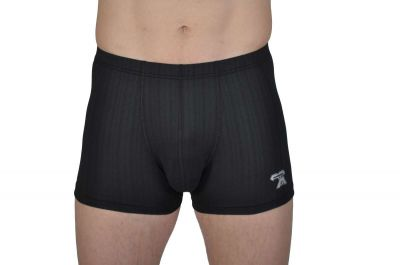 Coolmax boxerky čierné