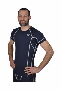 Coolmax triko krátký rukáv