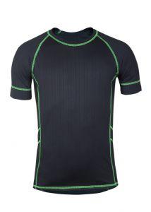 Coolmax triko krátký rukáv/ přední strana