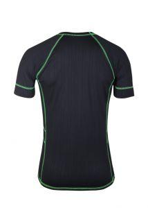 Coolmax triko krátký rukáv/ zadní strana