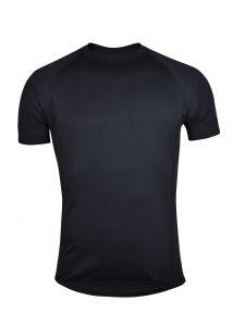 Coolmax tričko čierne