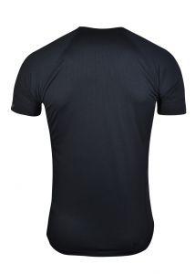 Coolmax triko krátký rukáv - černé
