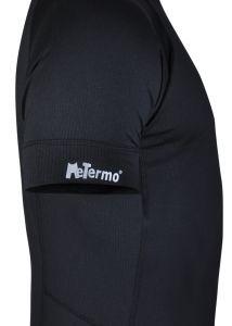 Pánske funkčné Coolmax tričko čierne MeTermo-Libor Macek