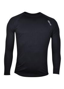 Coolmax tričko čierne dlhý rukáv