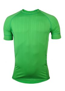 Coolmax tričko zelenej