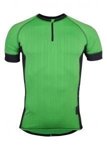 Coolmax cyklodres zelený